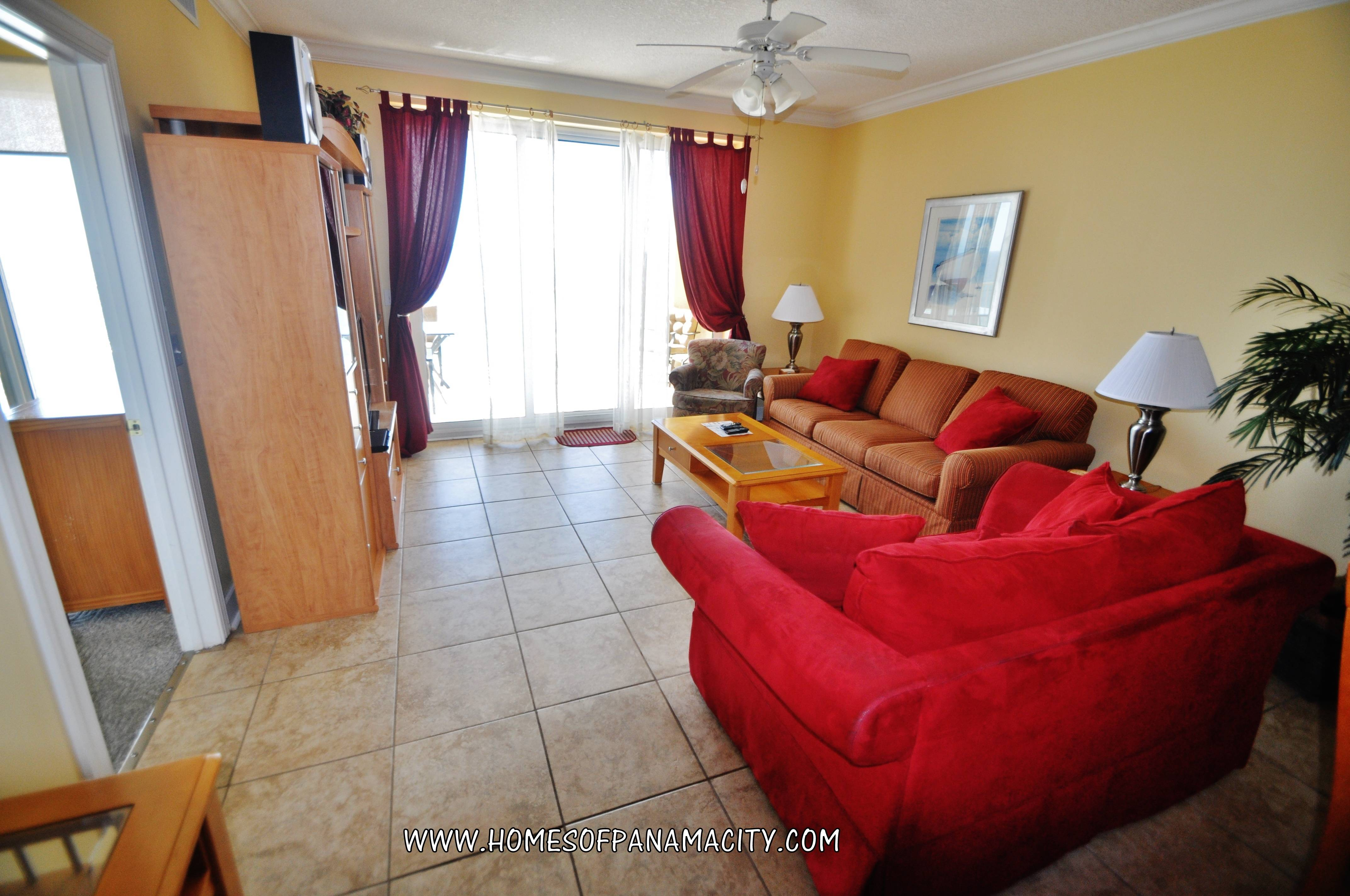 Condo Just Listed In Panama City Beach Waterfront View
