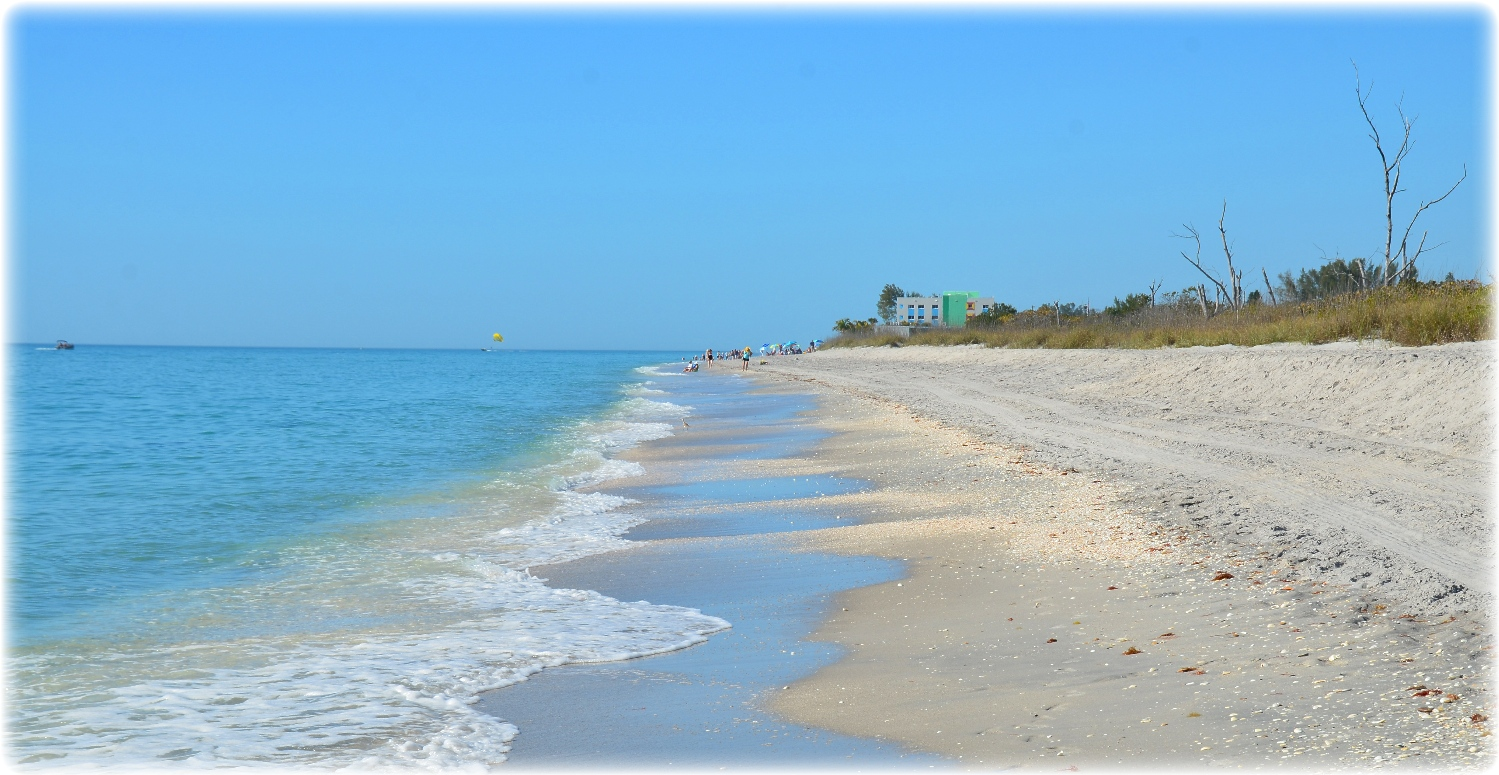 Stump Pass Beach State Park, Englewood, FL