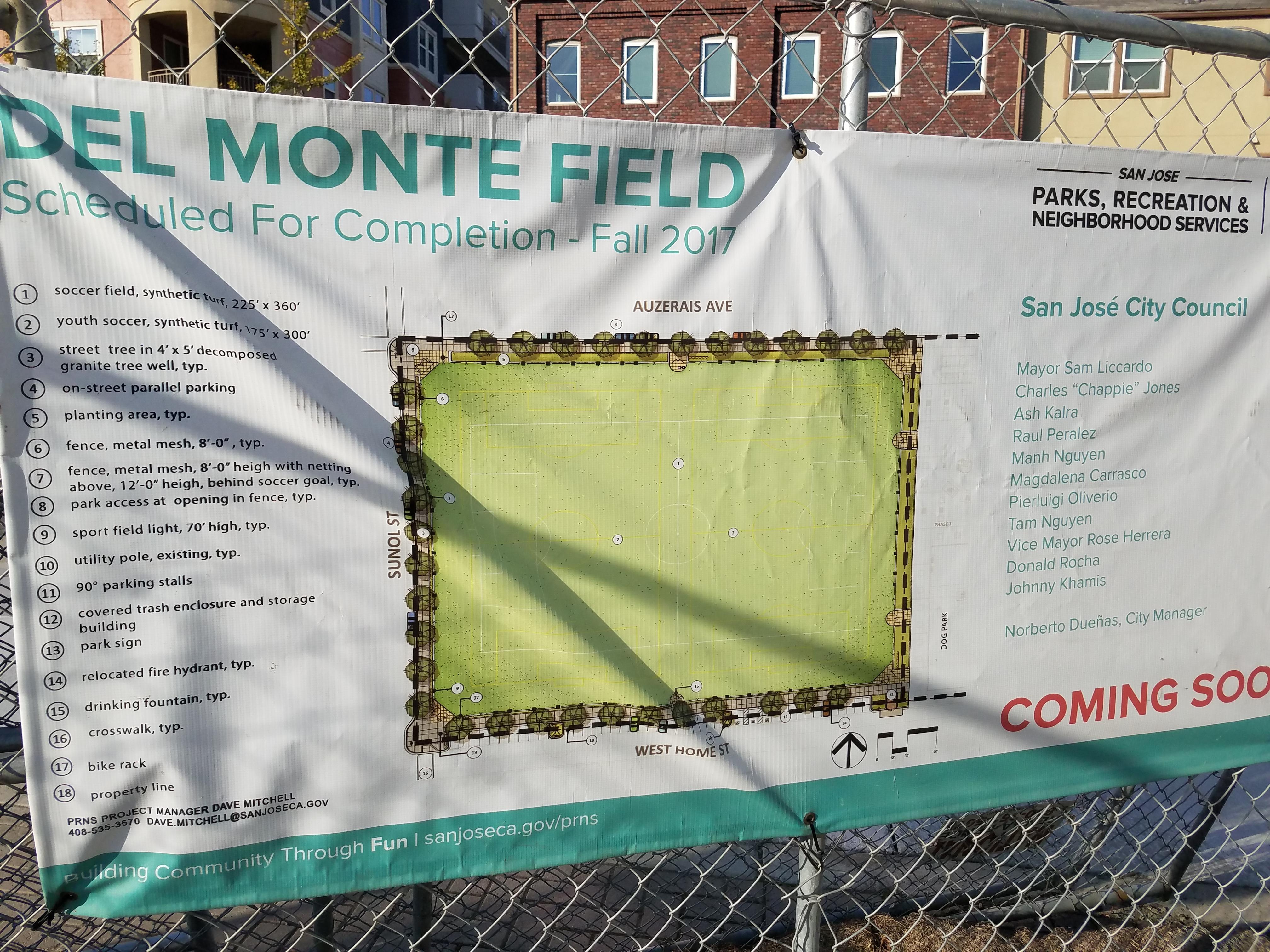 Del Monte Field, James Endo,Broker, 408-560-9021