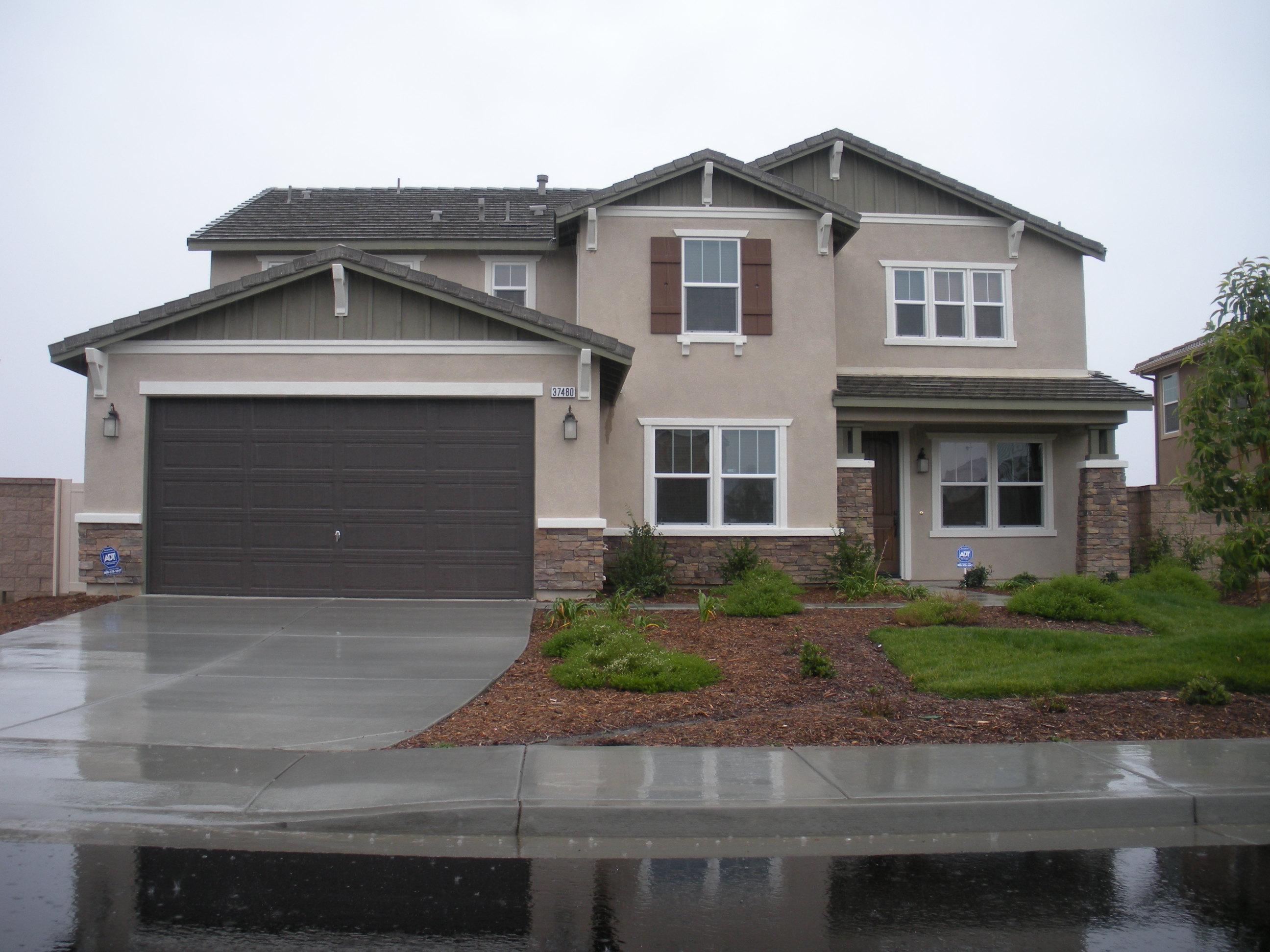 Murrieta New Home Murrieta California - Sold