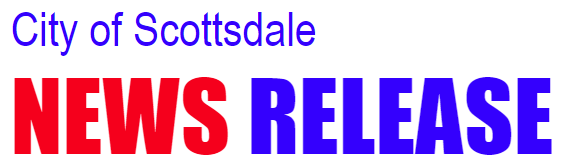 City of Scottsdale News Release
