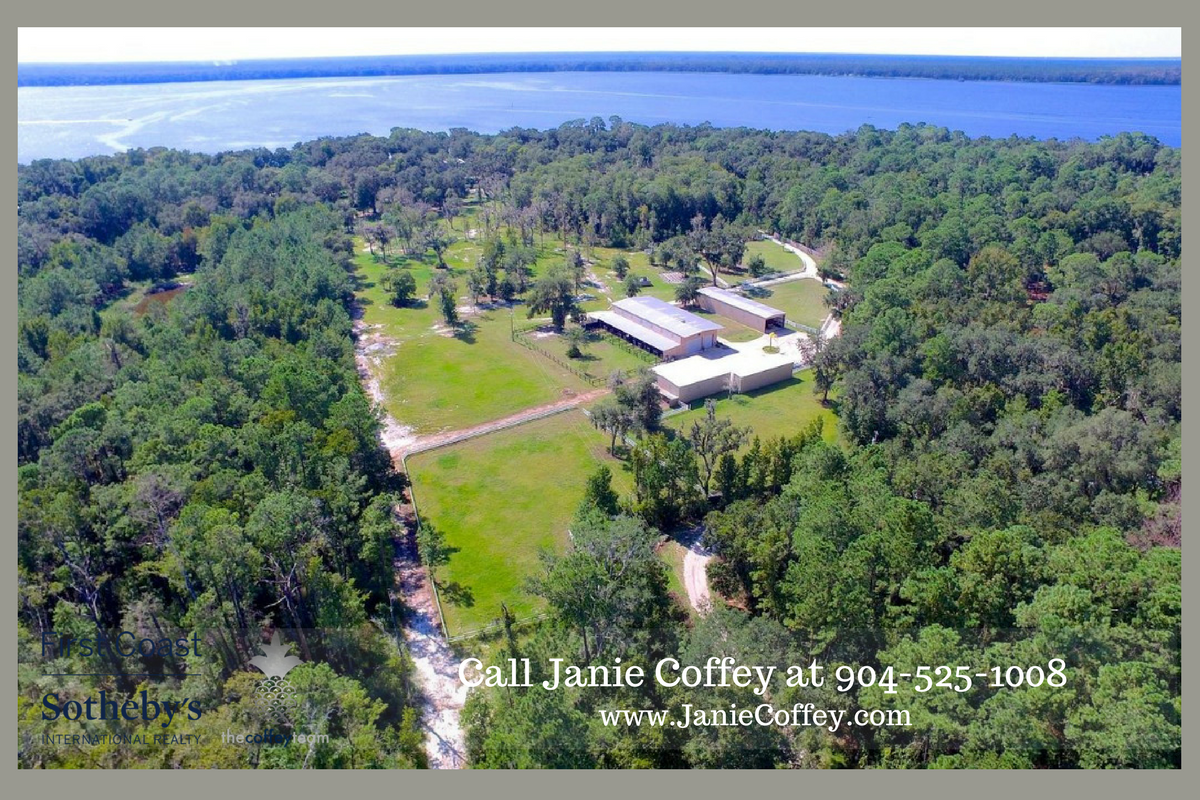 Horse Farm for sale in Saint Augustine FL- Be the proud owner of this St. Augustine equestrian property for sale!