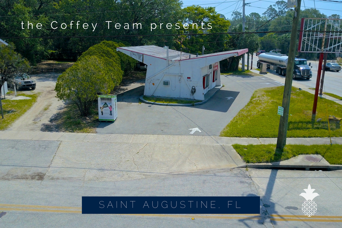 Saint Augustine real estate properties- The superb location makes this Saint Augustine multi-family home for sale perfect for business opportunities.