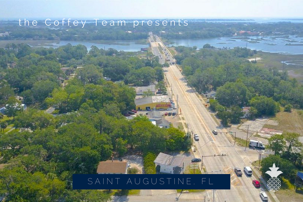 Saint Augustine home for sale- Be the proud owner of this Saint Augustine multi-family home for sale!