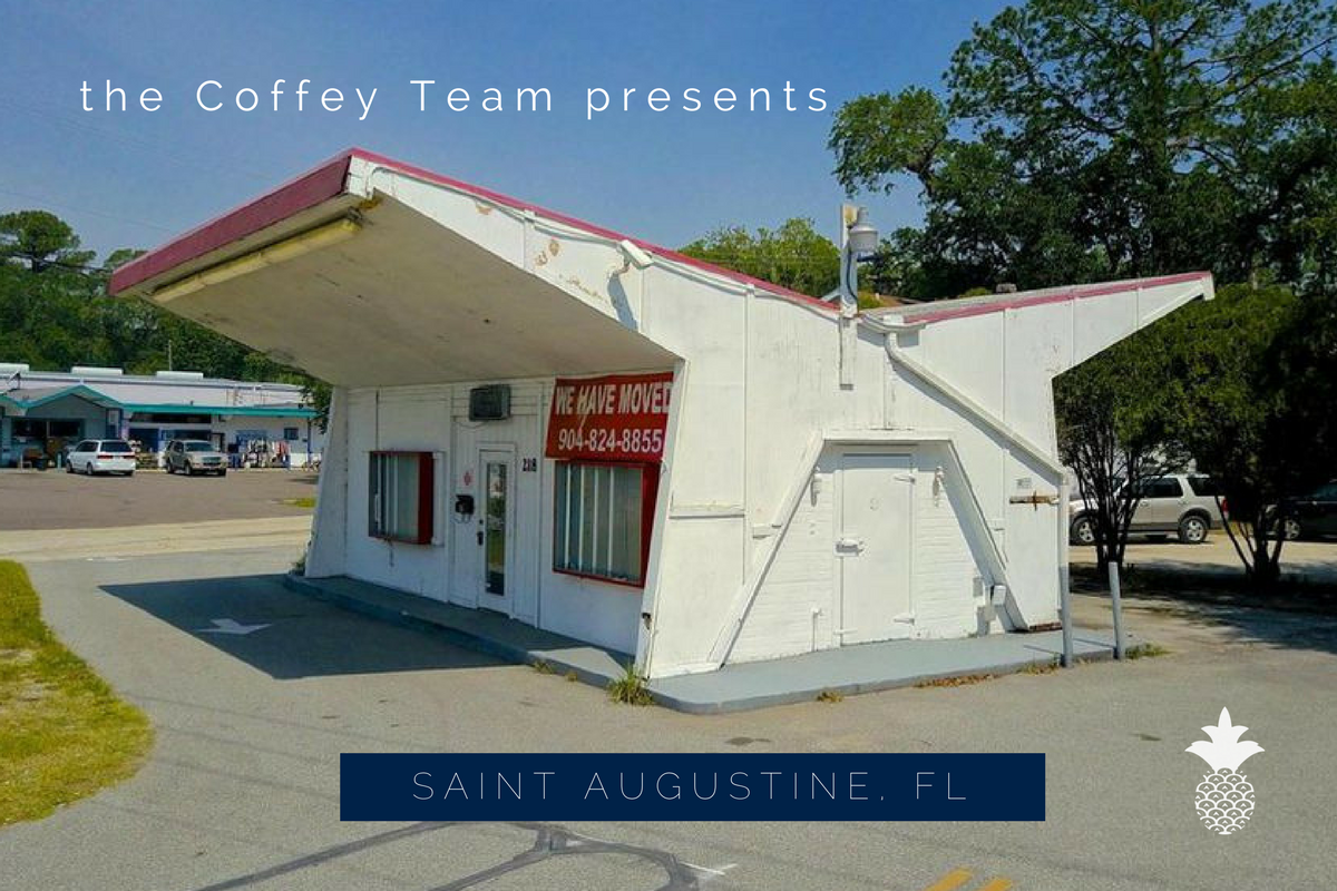 Saint Augustine real estate for sale- Fulfill the dream of starting your own business with this Saint Augustine multi-family home for sale.