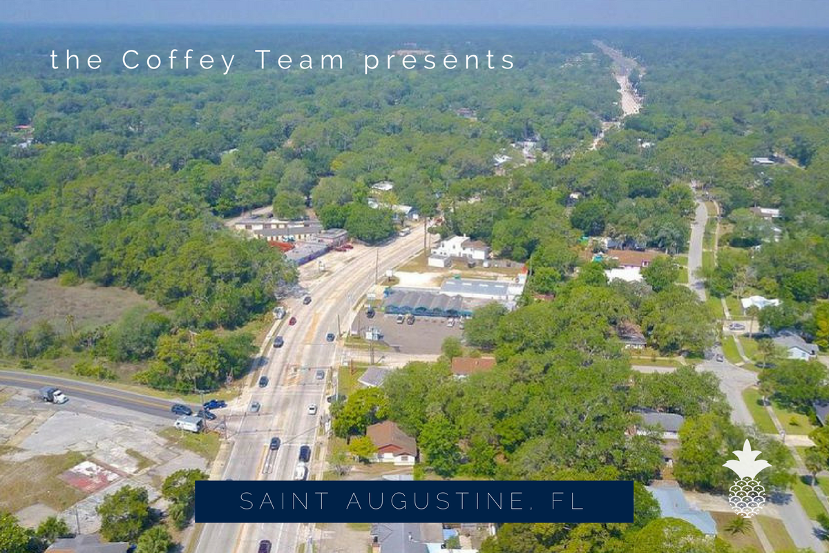 Saint Augustine real estate for sale- Enjoy easy access to public transportation with this Saint Augustine multi-family home for sale.