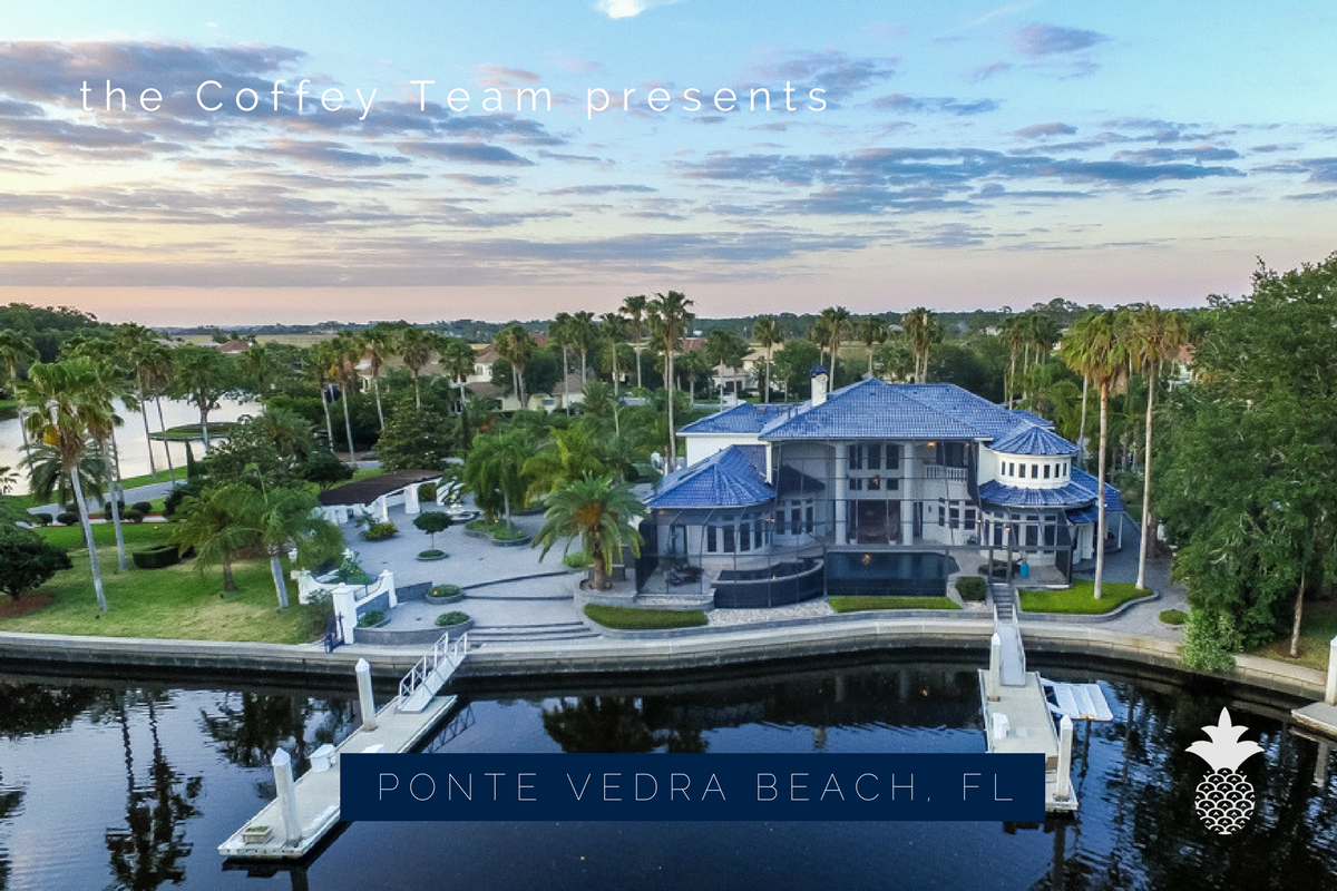 Luxury home for sale in Ponte Vedra Beach FL- This gorgeous luxury home in Ponte Vedra Beach FL is waiting for you!