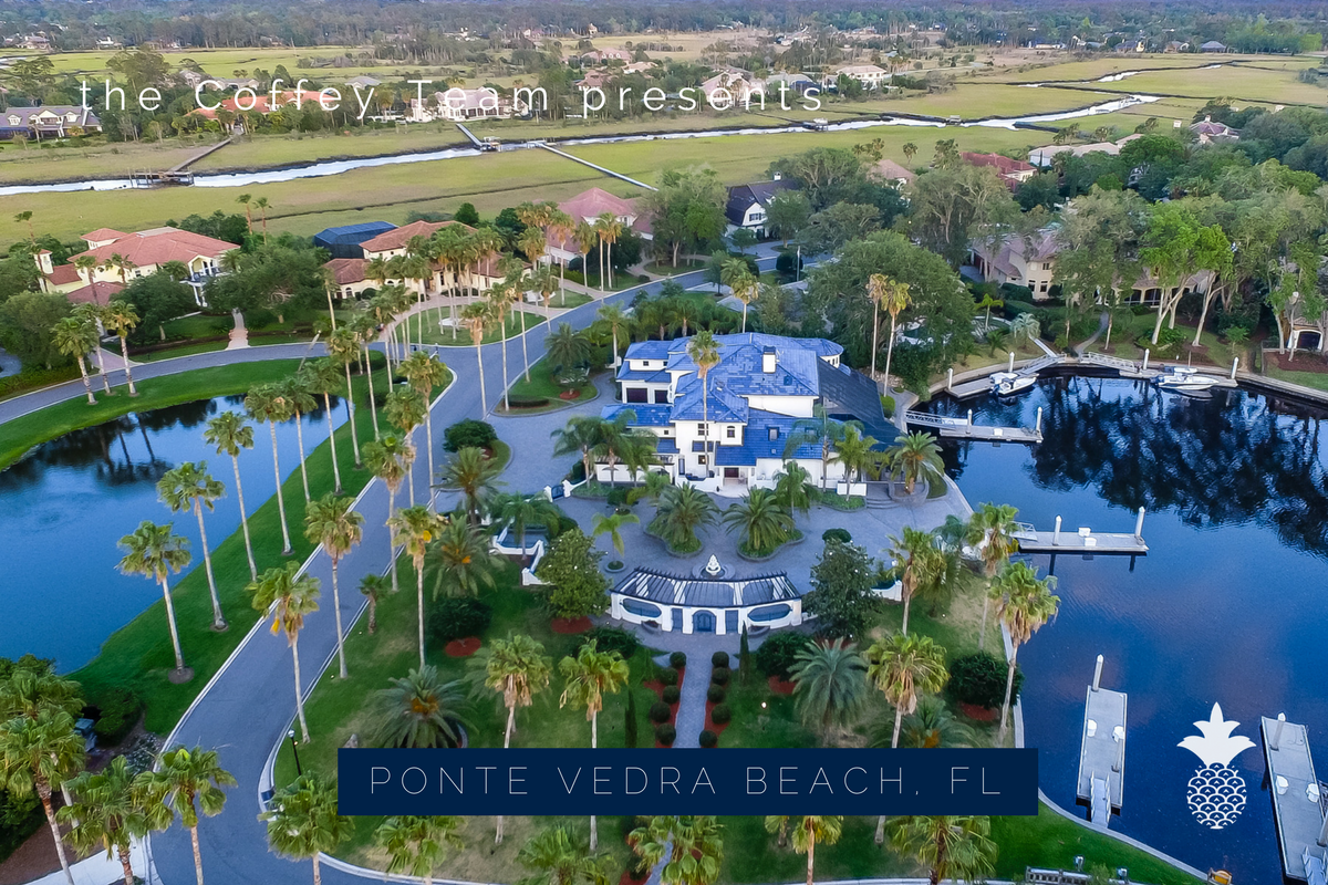 Ponte Vedra Beach FL luxury home- Live in the pinnacle of luxury living with this luxury home in Ponte Vedra Beach FL.