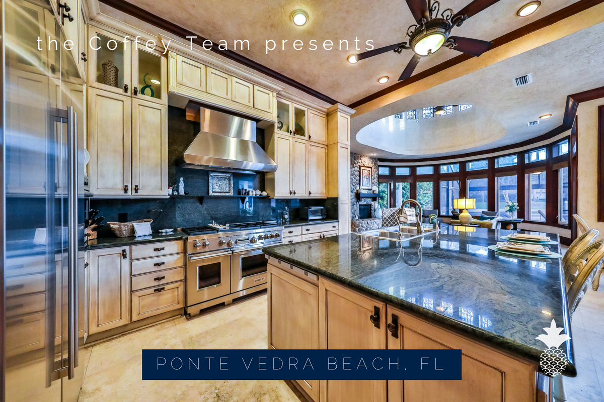 Luxury home in Ponte Vedra Beach FL- Enjoy easy access to the water with this Ponte Vedra FL luxury home for sale.