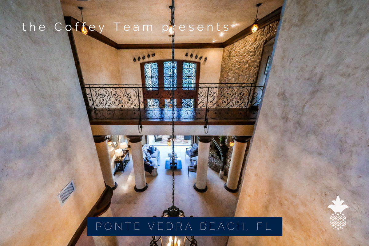 Luxury home in Ponte Vedra Beach FL- Comfort and convenience are yours with this luxury home in Ponte Vedra Beach FL.
