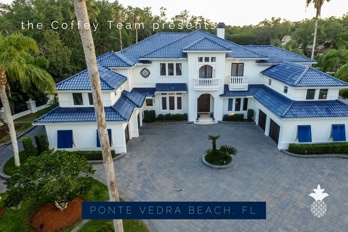 Ponte Vedra Beach FL Luxury home for sale-Live in your very own paradise with this luxury home in Ponte Vedra Beach FL.