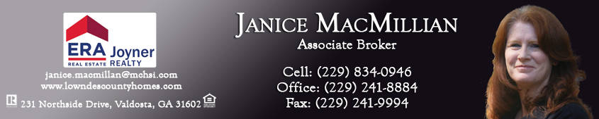 Janice MacMillan, Associate Broker