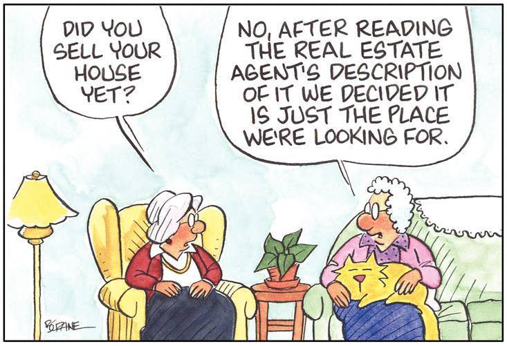 Real Estate Funny! by Jan Sohlman