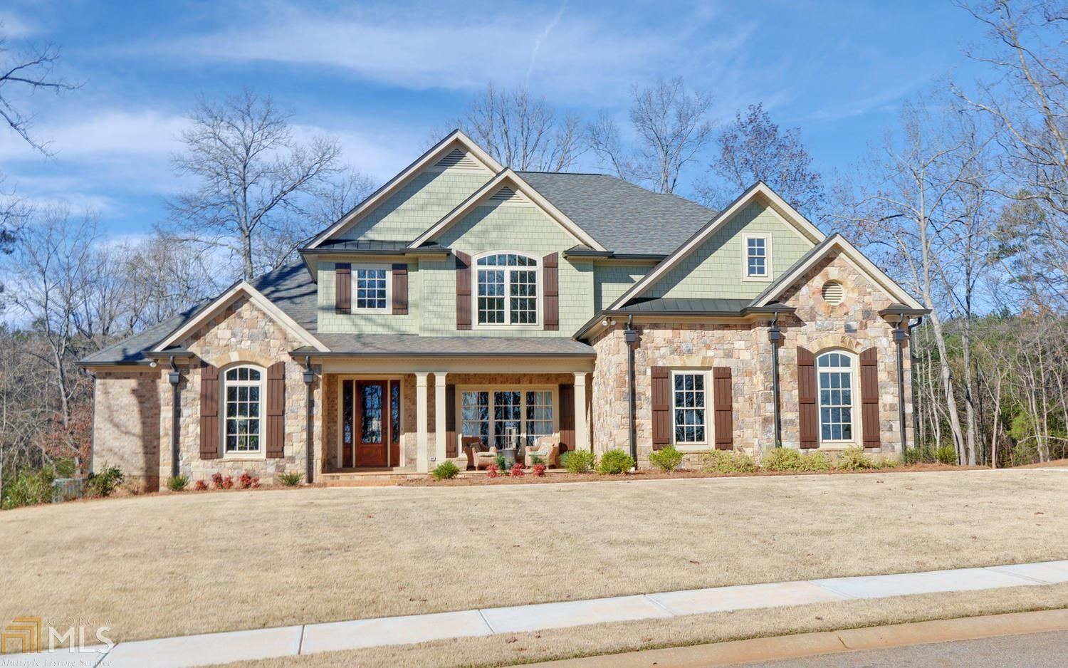 New Homes In Flowery Branch