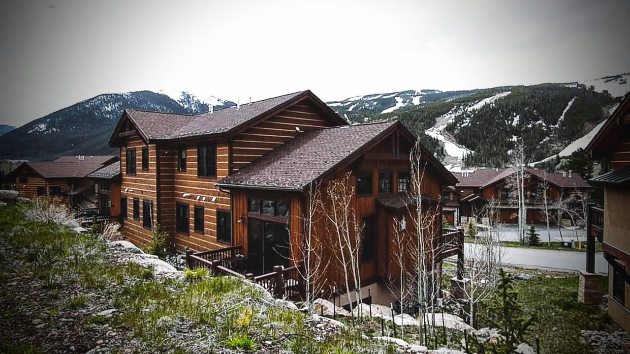 Sanctuary at keystone homes for sale in keystone co for Keystone colorado cabins