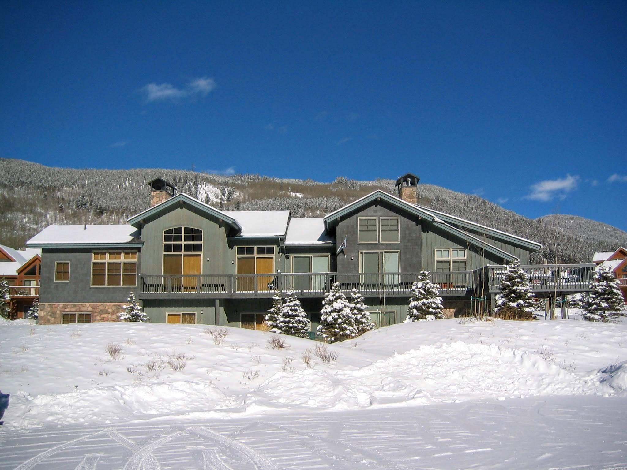 Campfire mountain homes for sale keystone colorado for Mountain home builders colorado