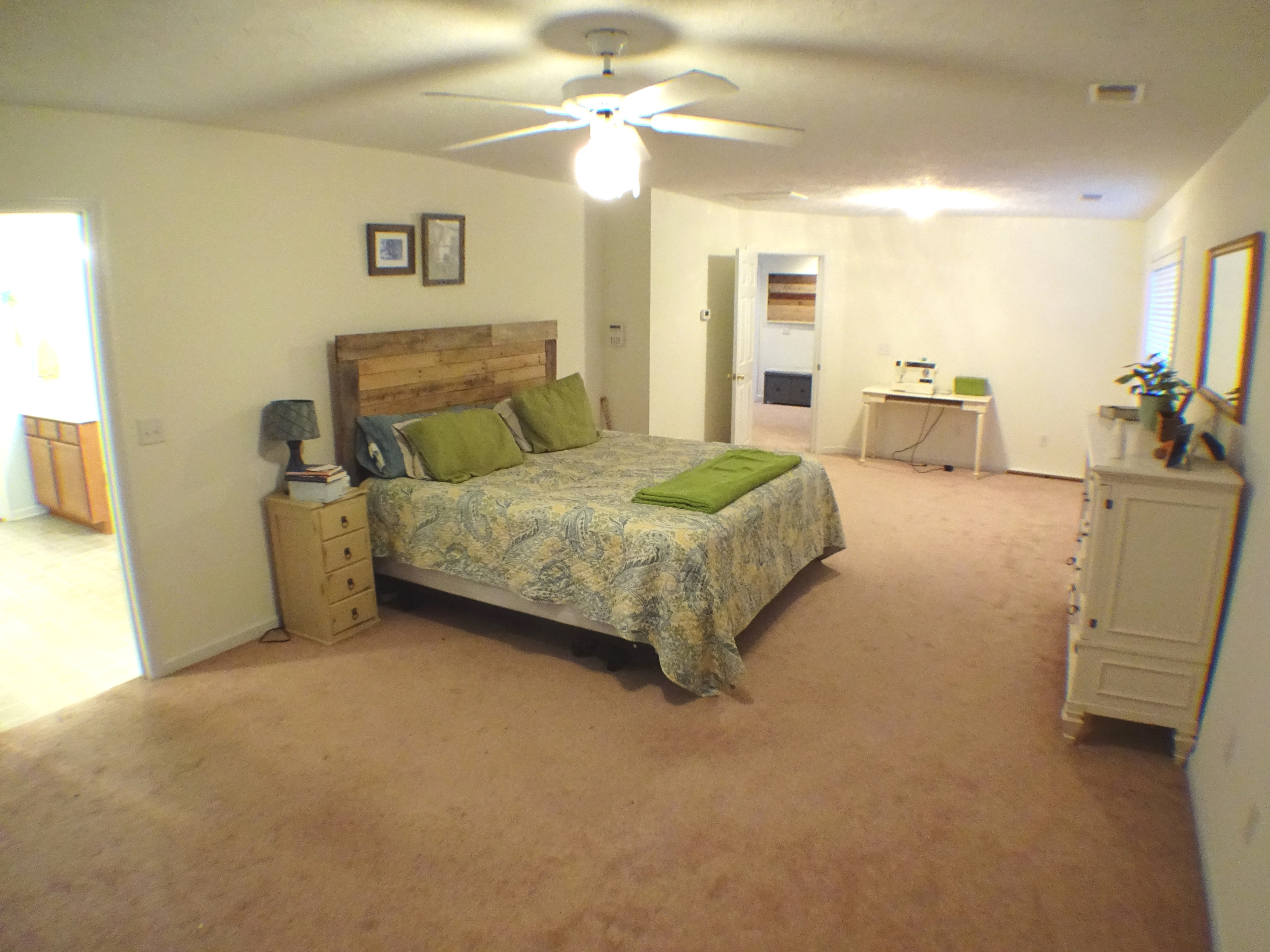 Not available 6 roe deer court blythewood sc 29016 Master bedroom with private garden