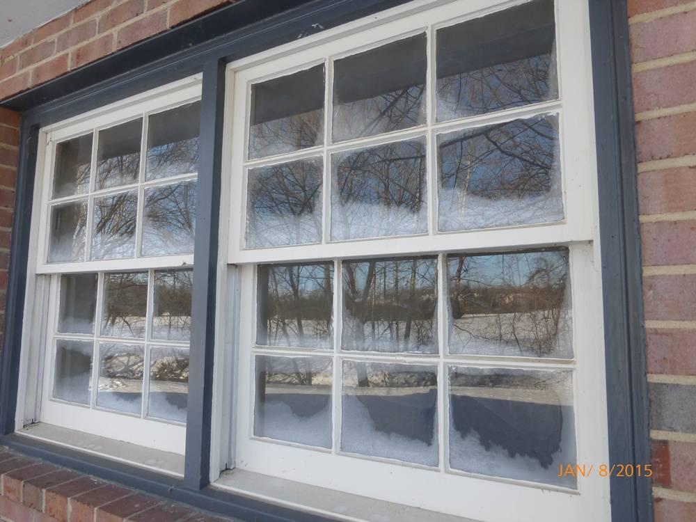 Single Pane Windows : The inefficiency of single pane windows on display