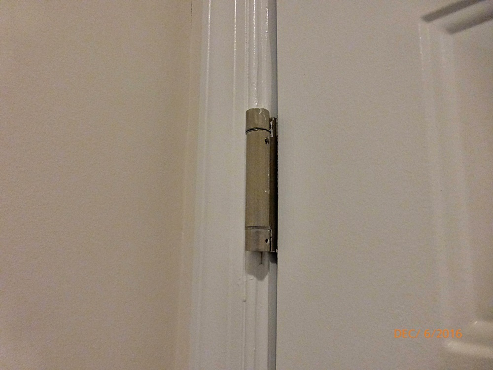 When There Is A Garage Attached To The House Fire Door Required Between Two Es