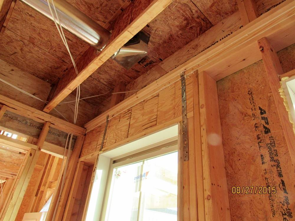 What is a structural header for What is a 2x6