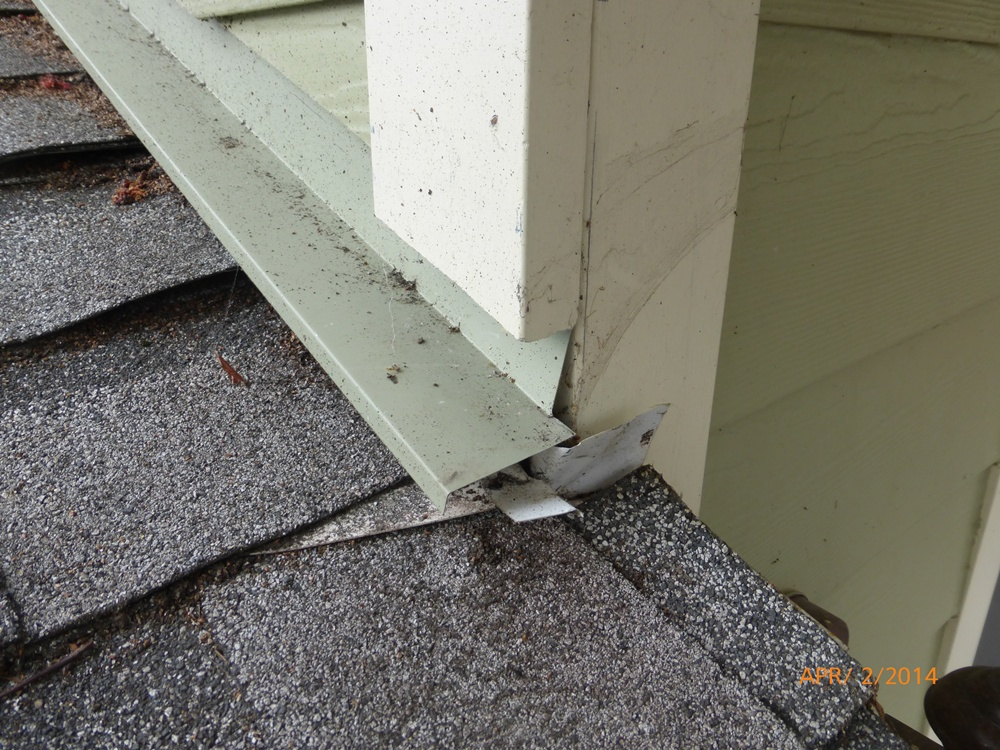 Kick Out Flashing - When James Hardie Best Practices Aren't Followed
