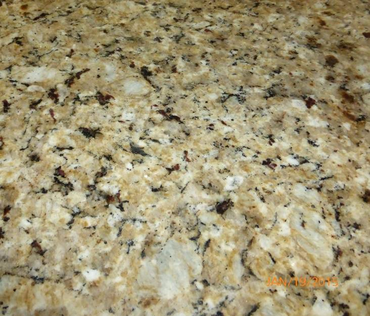 our counter tops are venetian gold it has the same colors as classico but a different look you canu0027t call them speckled brown and expect them to have - Granite Versus Quartz