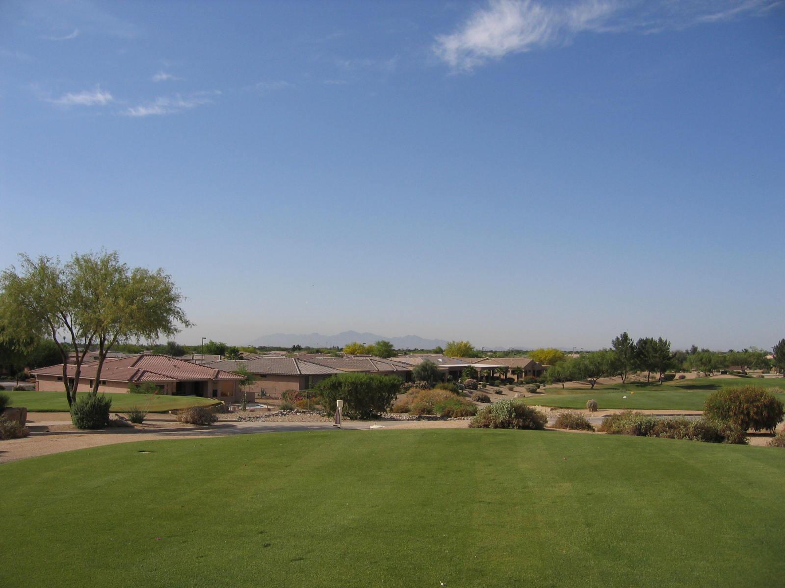 Sun City Grand Golf Course Homes In Surprise Az