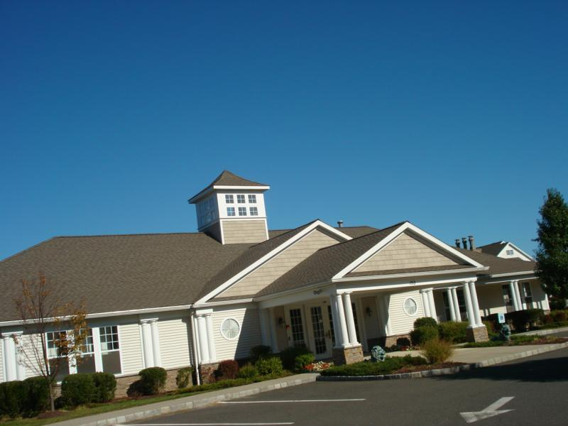 Clubhouse at Woodland Hills Danbury