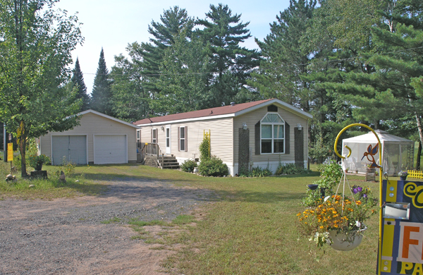Home sold in Gordon, WI
