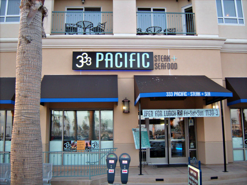 Restaurant Week in San Diego 2017 at 333 Pacific