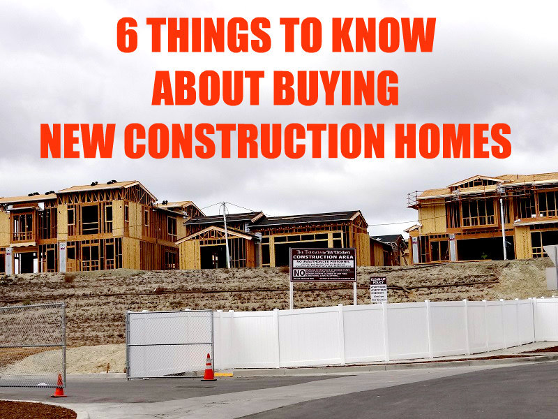 buying new homes