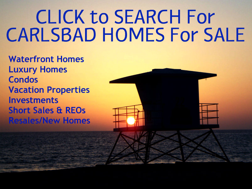Search for Homes in Carlsbad