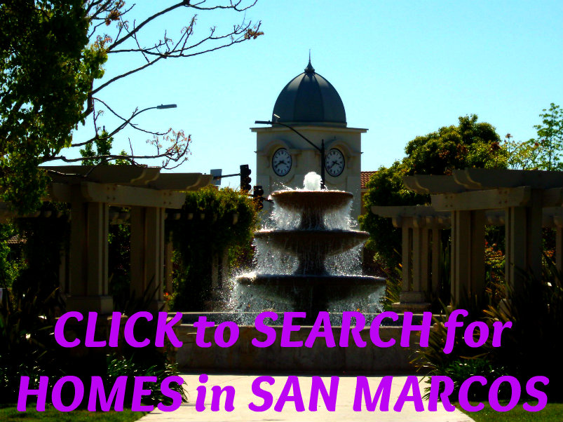 San Elijo Hills town center - home search link