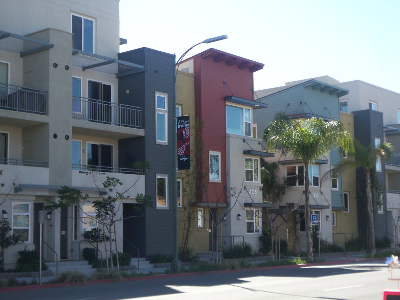 Townhomes in Escondido