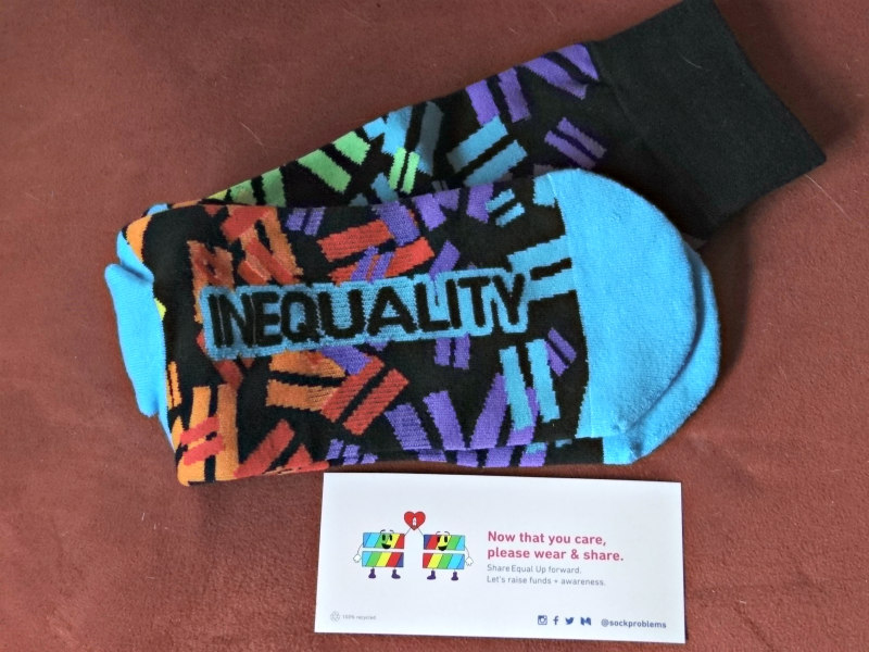 Inequality socks
