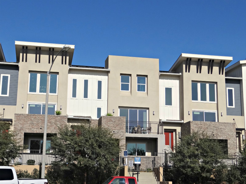 Townhomes at Kensington at the Square in Carlsbad