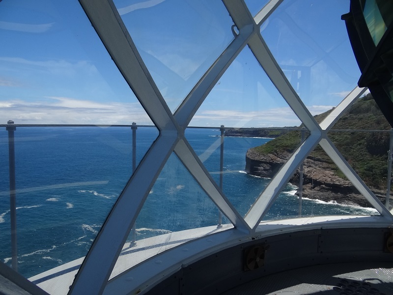 view from the top - Kilauea Lighthouse