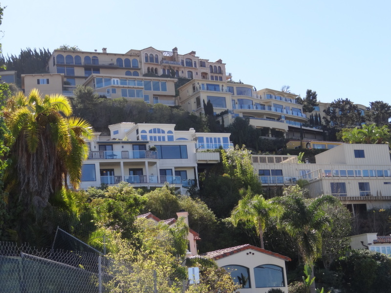 Oceanview homes in La Jolla CA