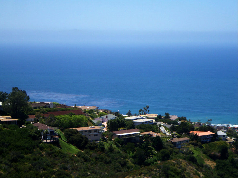 La Jolla oceanview homes