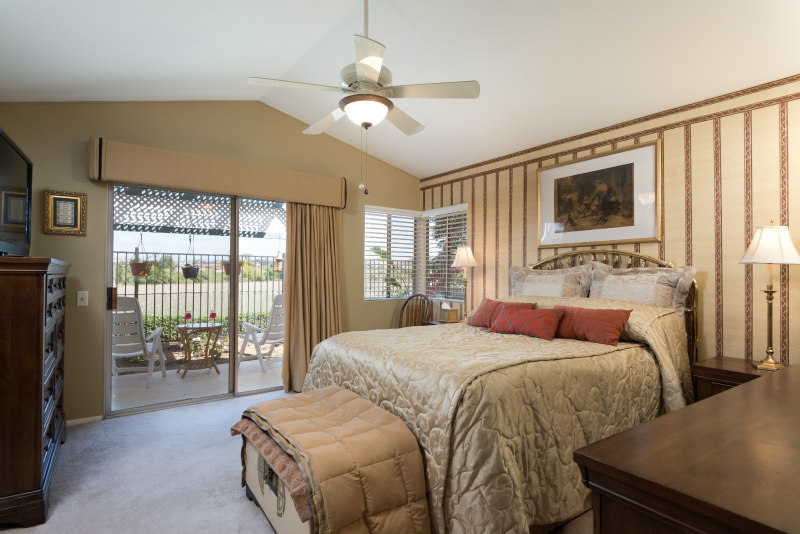 Master Bedroom at 5384 Gooseberry Way