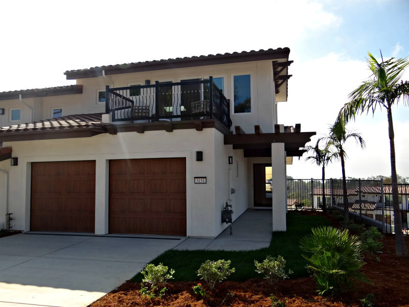 Trails End Townhomes in Carlsbad