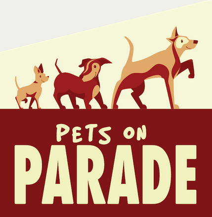 Pets on Parade in Carlsbad Village 2019