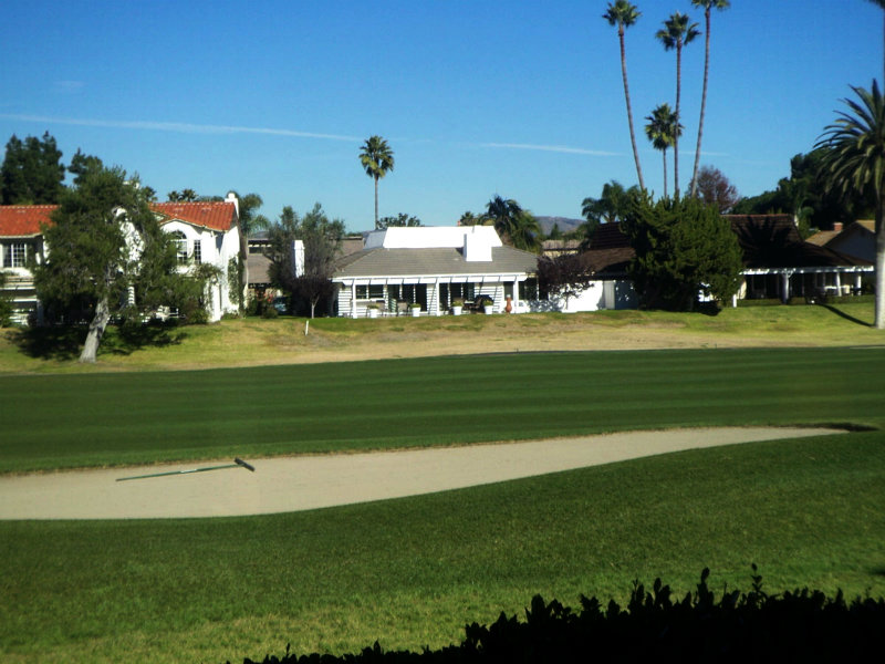 Rancho Santa Fe golf course homes