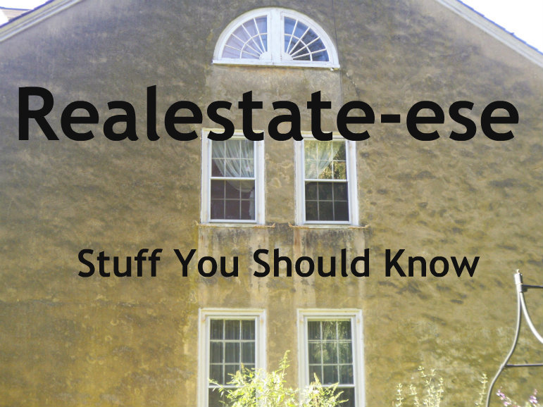 Things you should know in real estate