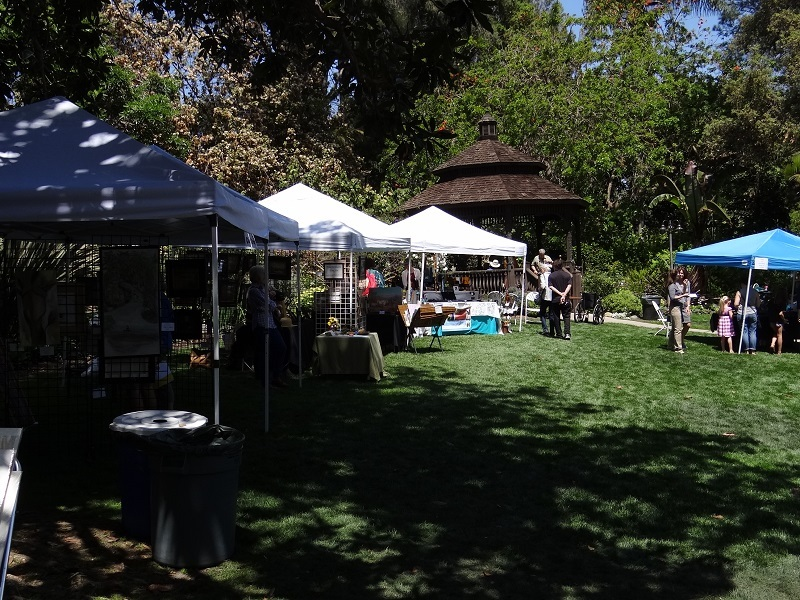 ArtFest at the San Diego Botanic Garden