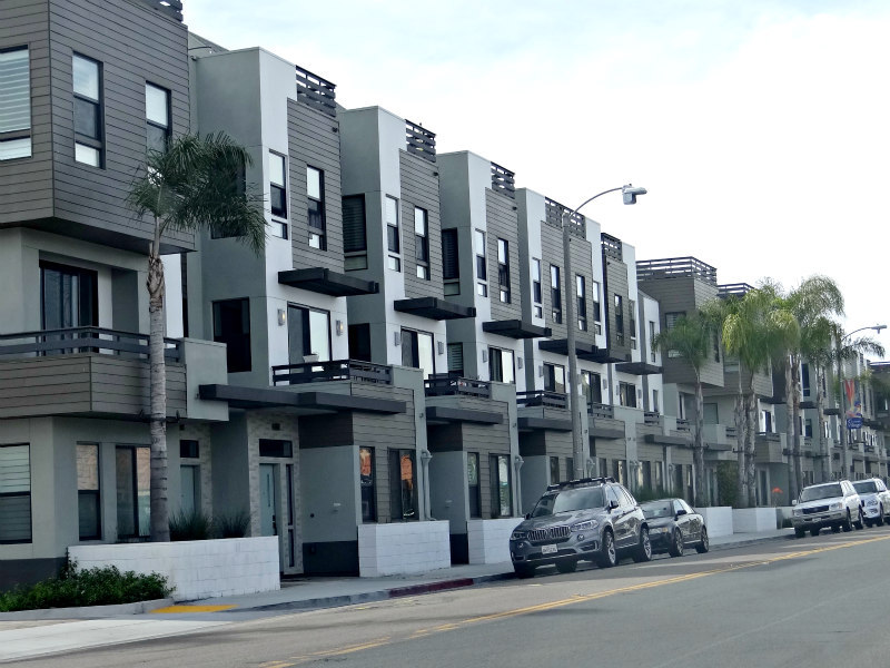 Seagrove town homes in Carlsbad