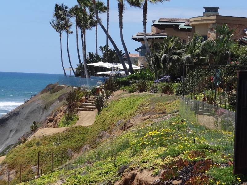 Beach homes in Carlsbad