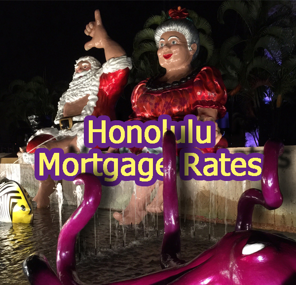 Honolulu Mortgage Rates December 2018