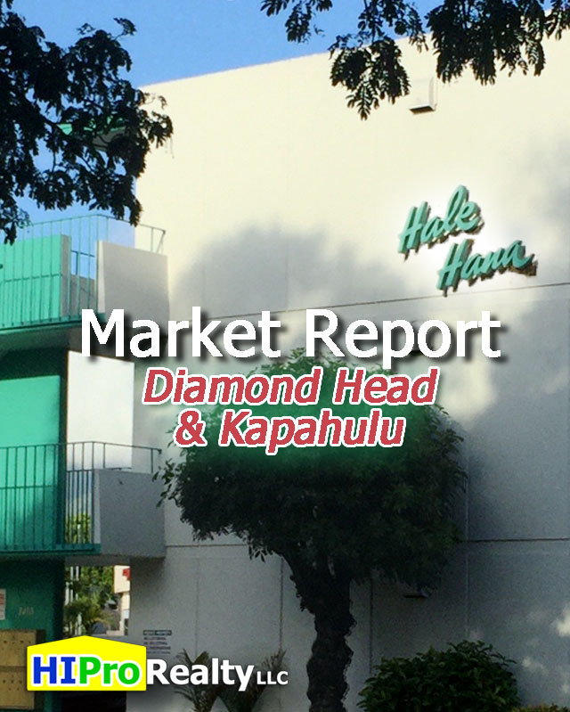 Local Market Report - Diamond Head and Kapahulu Honolulu Hawaii -  HI Pro Realty LLC