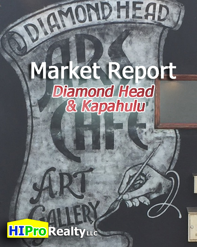 Local Market Update Diamond Head and Kapahulu Nov. 2016